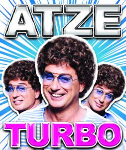 Plakat Atze_Tourbo_A1