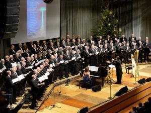 07. Dezember 2013, Hagen. Weihnachtskonzert MGV Heiderose Hagen Boelerheide 1896.  +++ Westfalenpost Foto: Michael KLEINRENSING / WP Lokalredaktion Hagen +++